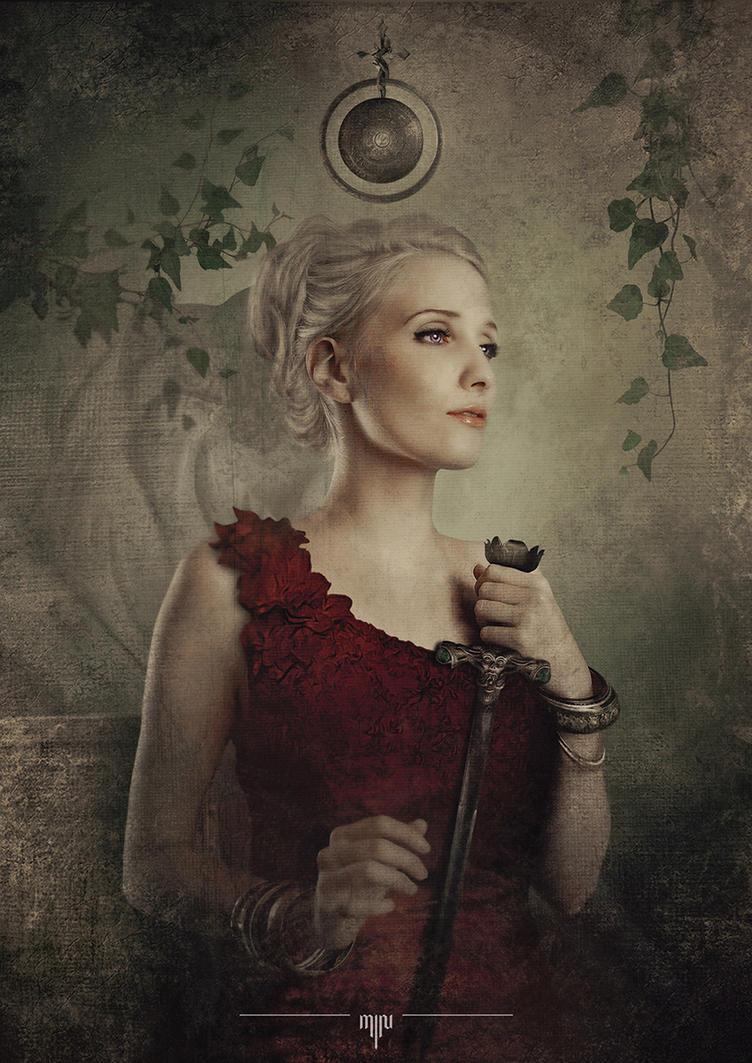 The Empress by MutationIsNeeded