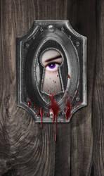 Vile Blood IPhone Wallpaper by jengolem