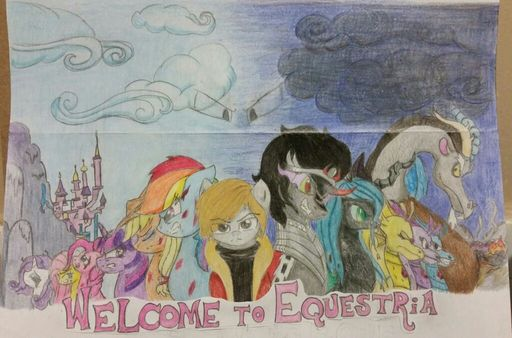 Welcome To Equestira by Moondoggie25