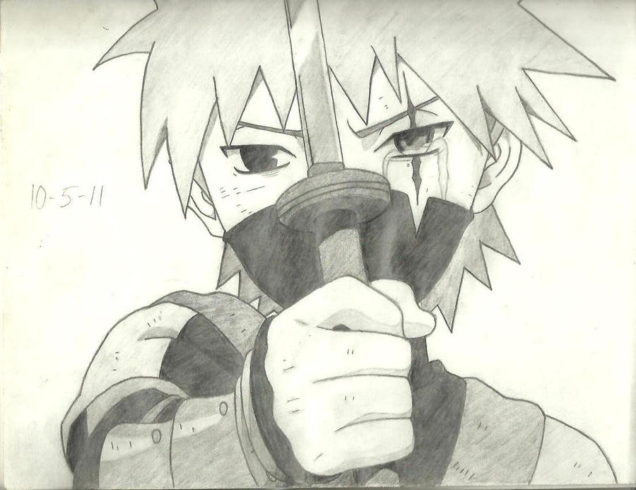 Young Kakashi by Espad...