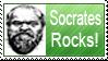 Socrates Rocks by TurtleTea
