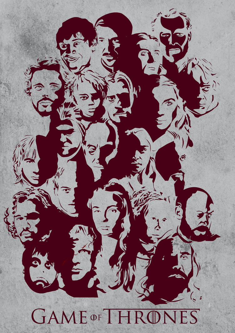 Game Of Thrones by wildtimez on DeviantArt