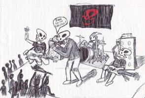 Redskull Band (Born For The Gallows)