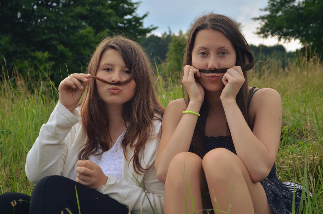 Moustache! by Attia08