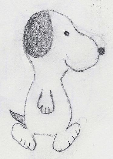 Snoopy by firebutterfly-narya