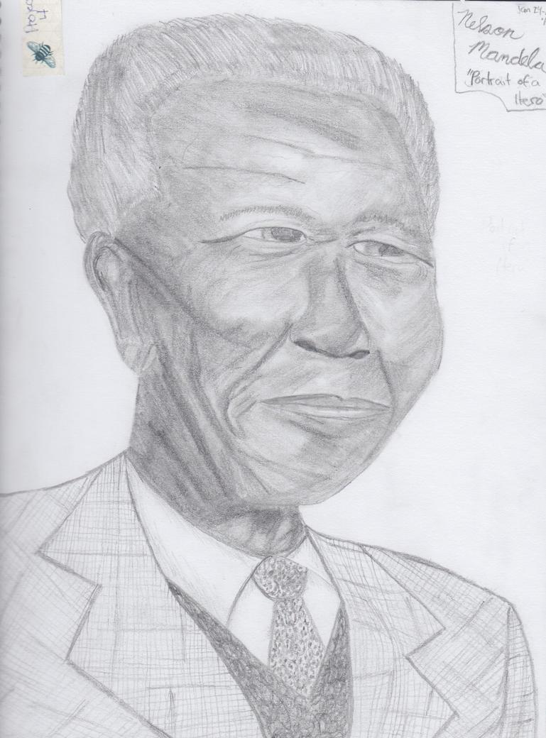 Mandela by firebutterfly-narya