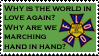They Might be Giants Stamp by Amilliss