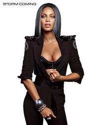 Beyonce as Storm by babunsenah