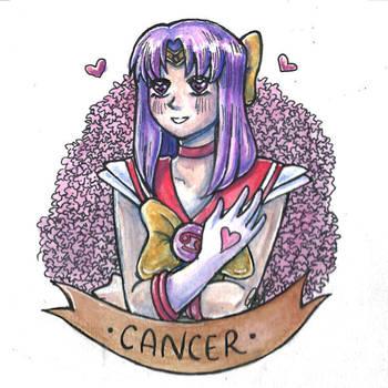 Sailor Cancer by ElyanaSP