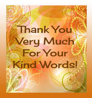 Thank you very much for your kind words 1 by PaigeMillsArt