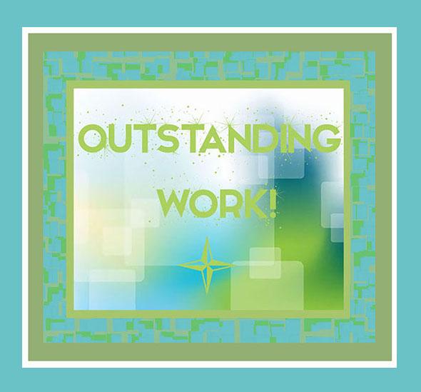 Oustanding Work 2
