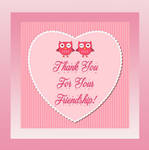 Thank You For Your Friendship 4