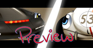 !Preview - Two Famous Cars!