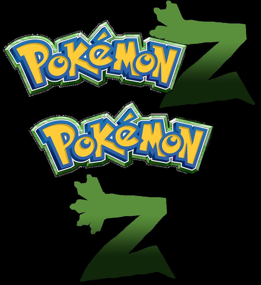 Pokemon Z Logo 442805527