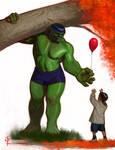 A softer Hulk