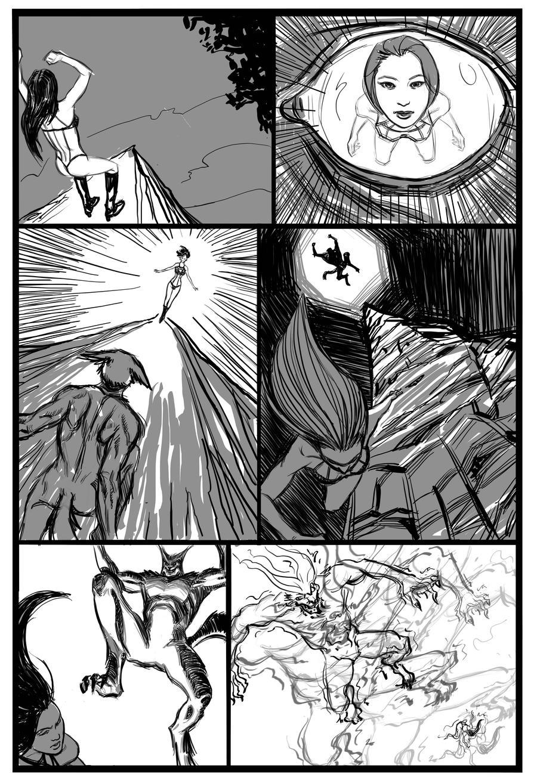 Disdain page 26 by FUNKYMONKEY1945