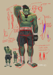 Some notes for Enydimon's Character by FUNKYMONKEY1945