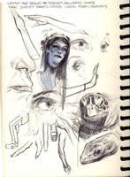 Various Studies5 by FUNKYMONKEY1945