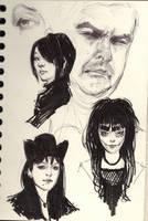 Various Studies12 by FUNKYMONKEY1945