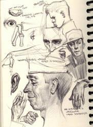 Various Studies13 by FUNKYMONKEY1945
