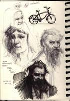 Various Studies15 by FUNKYMONKEY1945
