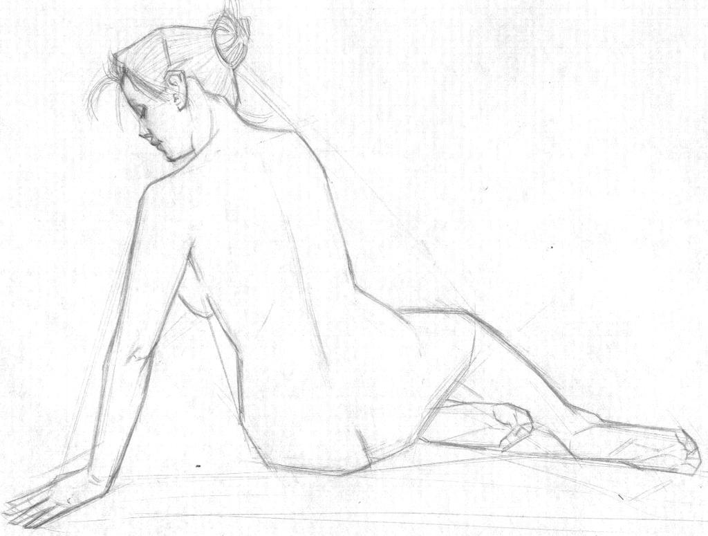 Figure Lay In1 by FUNKYMONKEY1945