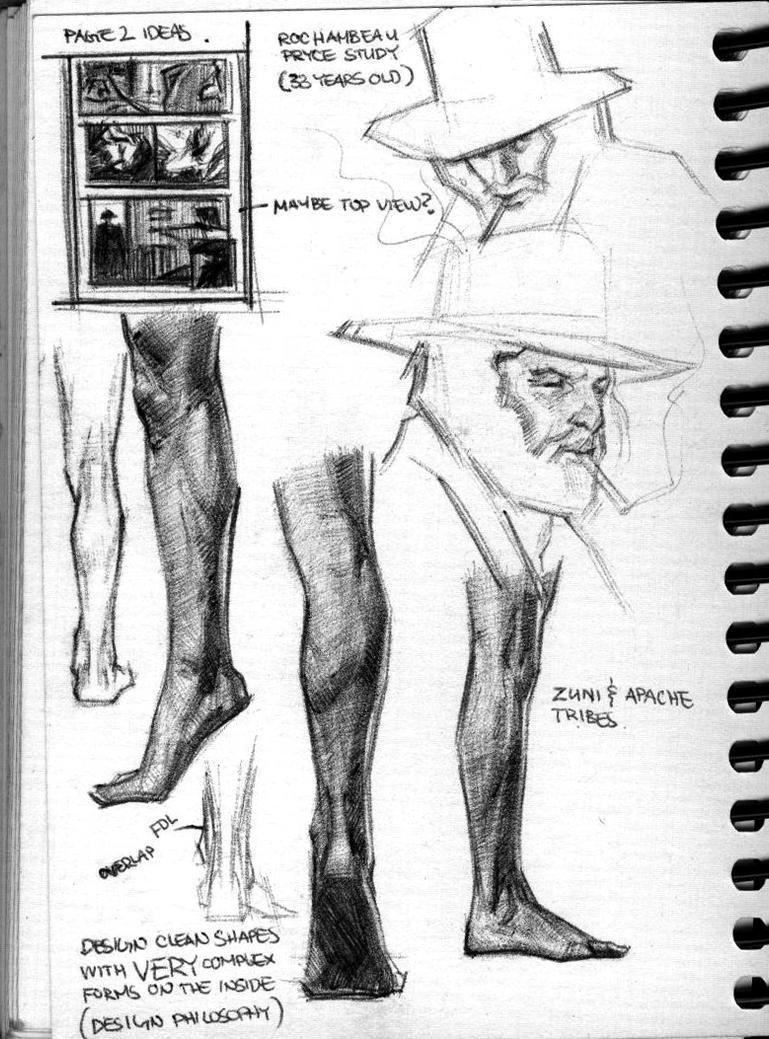 various studies6 by FUNKYMONKEY1945