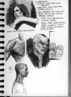 Various Studies19 by FUNKYMONKEY1945