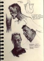 Various Studies27 by FUNKYMONKEY1945