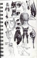 Various Studies29 by FUNKYMONKEY1945