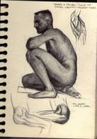 Various Studies32 by FUNKYMONKEY1945