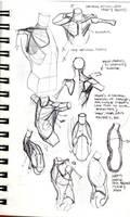 Various Studies34 by FUNKYMONKEY1945