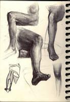 Various Studies46 by FUNKYMONKEY1945