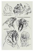 Beast Wagon Lion by SharkeyTrike on DeviantArt