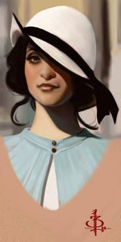 timed head sketch 1226