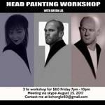 Head Painting Workshop