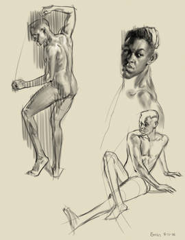 Some Quick poses