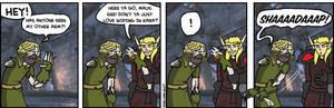 Kara Comic