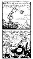 Bard Comic by ekillett