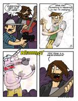 Bass Comic 13 by ekillett