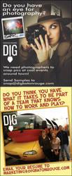 Dig House Ads by ekillett