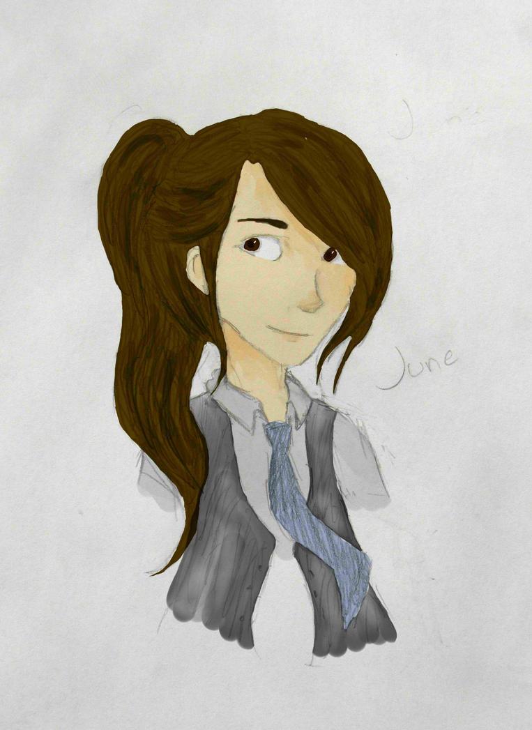 June Iparis Fan Art
