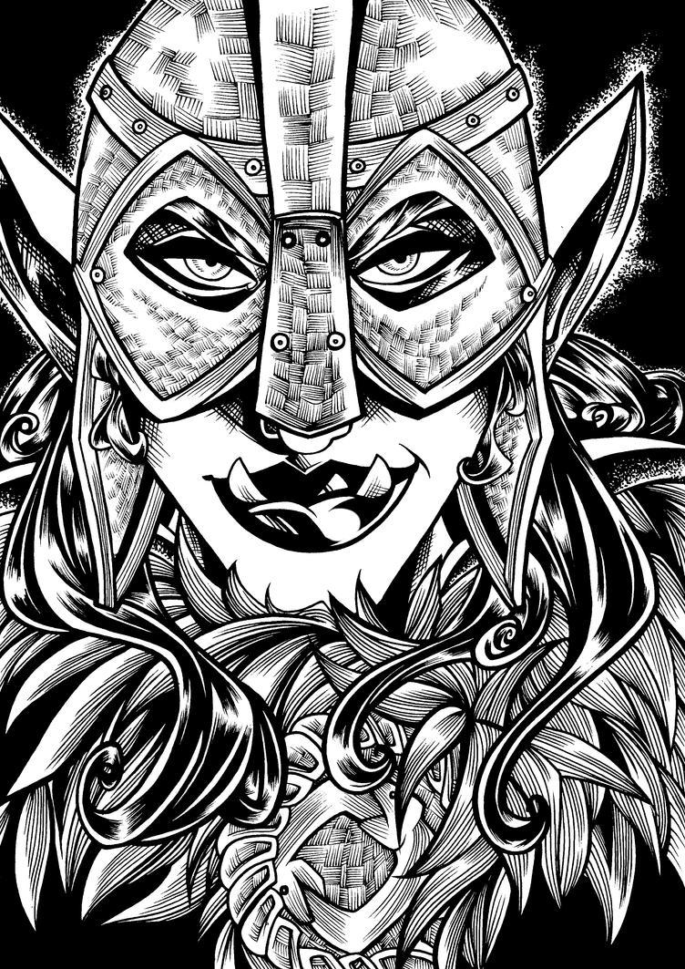 Grim by XRed-EyeX
