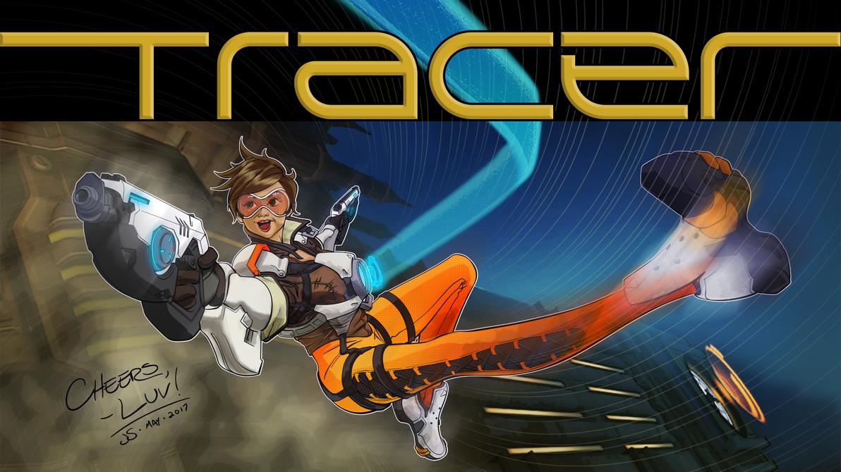 Overwatch-Tracer by JoeyStone
