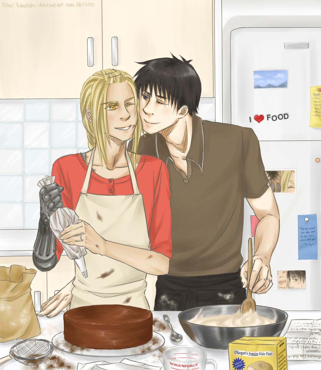 RoyXEd: Baking Time
