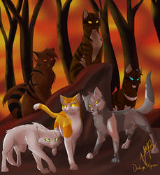 The Villains of the Dark Forest
