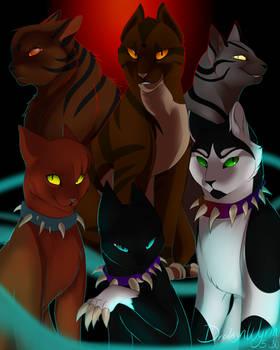 Warriors Villains (Re-remastered) + SPEEDPAINT