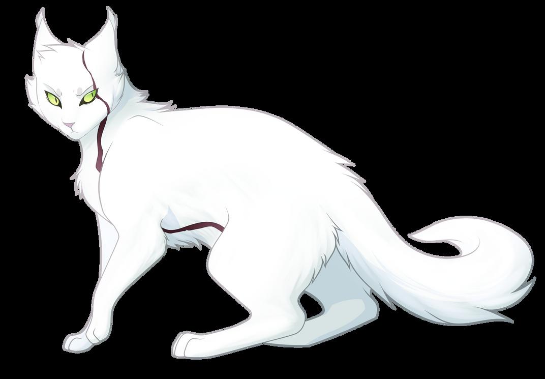 Warrior Cats Snowtuft