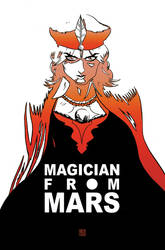 Magician from Mars by Geoffo