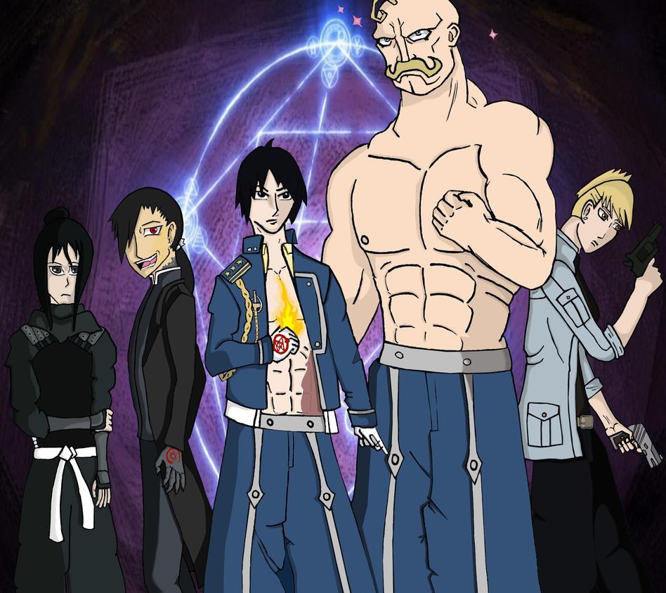 Top 5 Fullmetal Alchemist: Brotherhood characters by ...